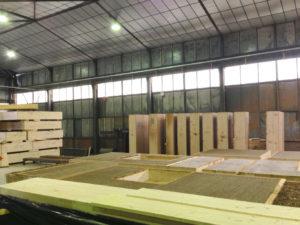 Préfabrication en atelier