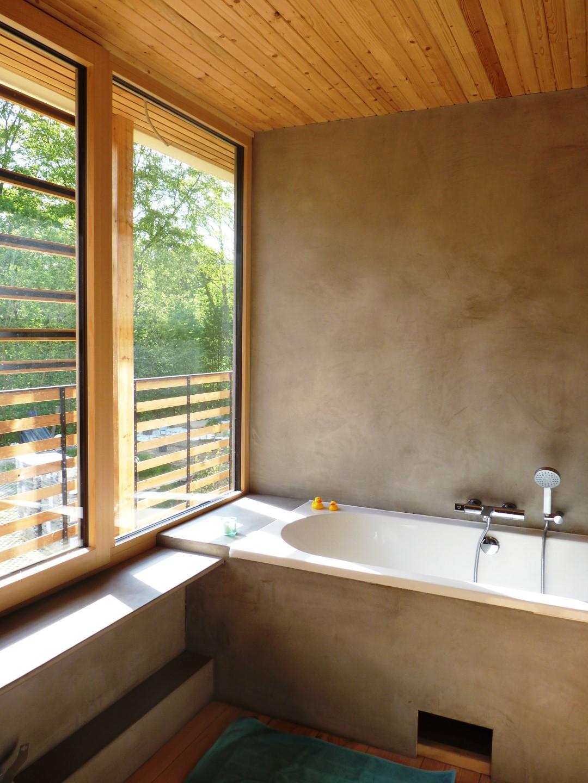 habitat group seucha paille tech pr fabriqu ossature bois enduit terre crue argile 21. Black Bedroom Furniture Sets. Home Design Ideas